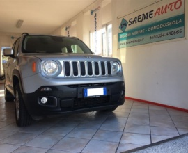Jeep Renegade 2.0 Mjt 140CV 4WD Active Drive Limited my17