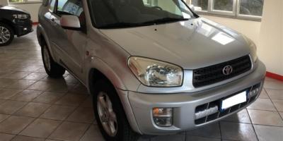 Toyota RAV4 2.0 16V cat 3 porte Sol