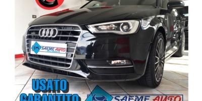 AUDI A3 SPB 2.0 TDI 184 CV clean diesel quattro S tronic e