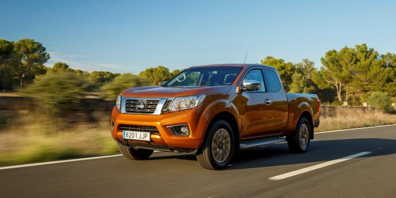 Nissan Navara: debutta la dodicesima generazione