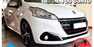 Peugeot 208 THP 208 S&S 3 porte GTi