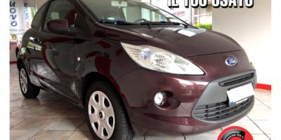 Ford Ka 1.2 8V 69CV