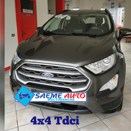 FORD ECOSPORT 1.5 Ecoblue 125 CV Start&Stop AWD Business
