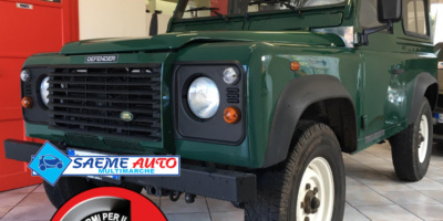 Land Rover Defender 90 2.5 Td5 Station Wagon