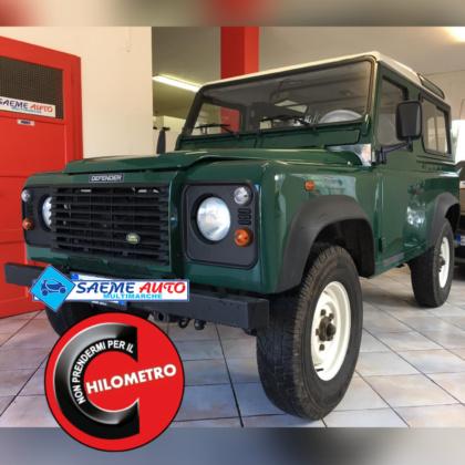 Land Rover Defender 90 2.5 Td5 Station Wagon