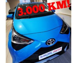 Toyota Aygo Connect 1.0 VVT-i 72 CV 5 porte x-cool MMT
