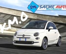 FIAT 500 1.0 Hybrid Lounge KM.0 2021
