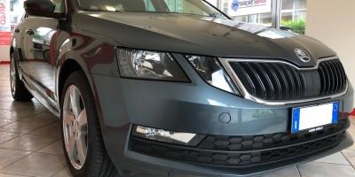 SKODA OCTAVIA 1.6 TDI SCR 115 CV Wagon Executive